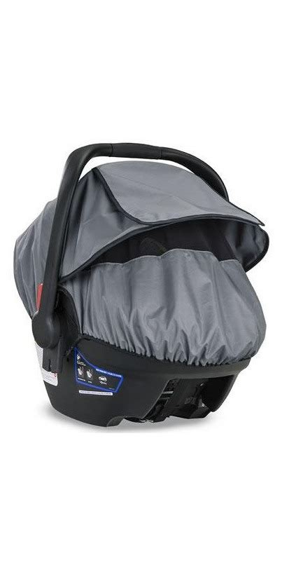 britax infant car seat sun and bug cover installation buy britax b covered car seat sun bug cover at well