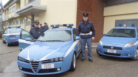 squadra volante polizia terni parcheggiatori abusivi all ospedale la squadra
