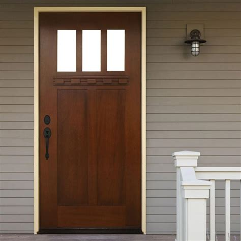 Craftsman Style Front Door Craftsman Style Front Doors Wood Find Out Special Characteristic Of Craftsman Style Front