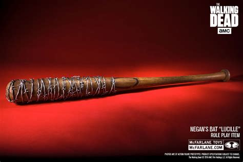 16 Barbed Wire Bat Lucile Negan Walking Dead Kitbash Po negan s bat lucille
