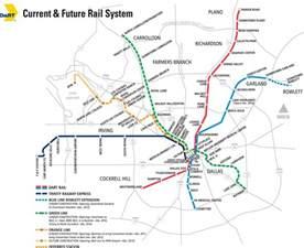 Dallas Rail Map by Dart Rail Map Related Keywords Amp Suggestions Dart Rail