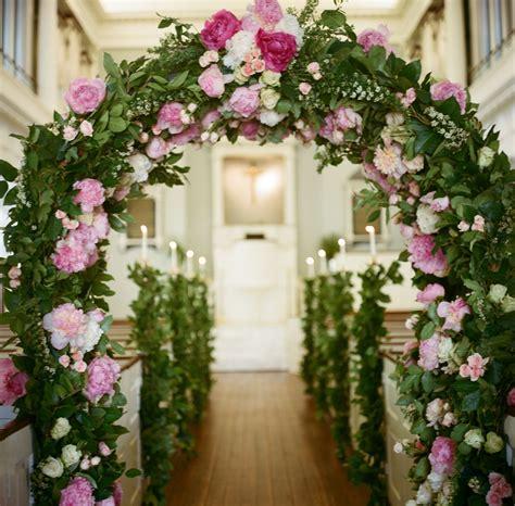 Wedding Flower Arch Uk by Wedding Ceremony Ideas 13 D 233 Cor Ideas For A Church