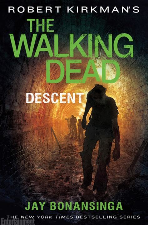 dead s blues a novel books the walking dead descent cover revealed