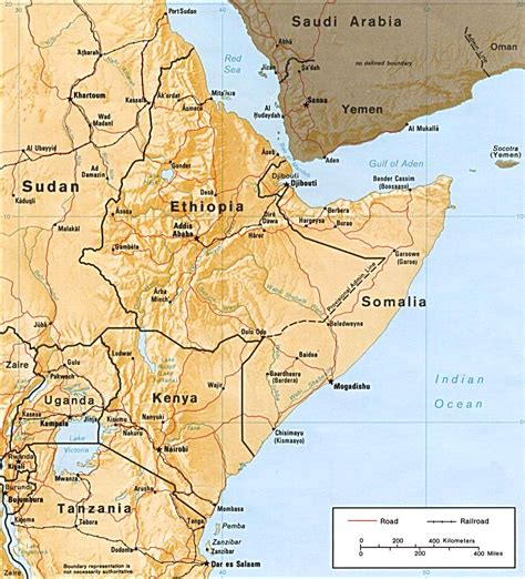 africa map sea horn of africa map somalia and sea