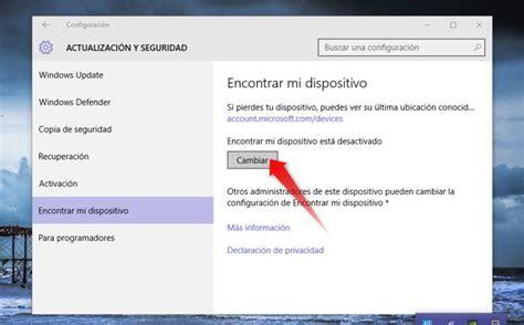 ubicacion imagenes windows 10 para ubicar en un mapa tu tablet o laptop con windows 10