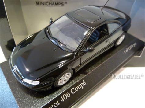peugeot 406 coupe black peugeot 406 coupe black 1 43 430112629 minichs diecast