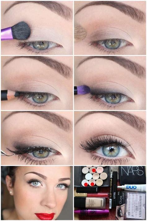 makeup tutorial creating the classic natural eye simple elegant makeup prom pinterest