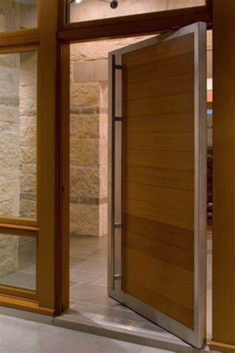 Contemporary Wood Doors Exterior 50 Modern Front Door Designs