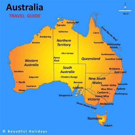 explore australia map australia map of travel regions travel australia