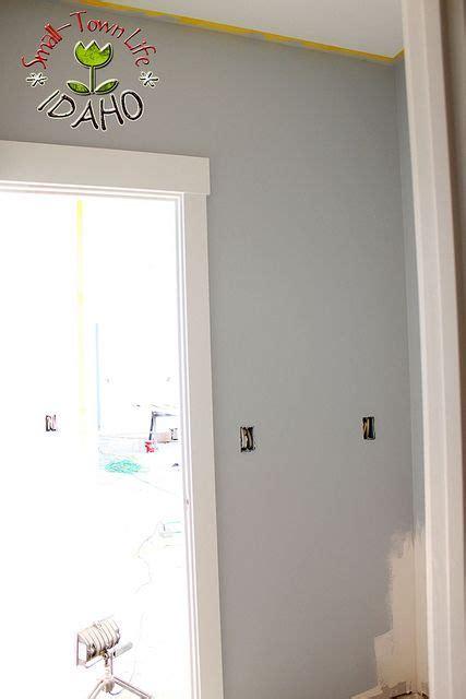 house update stucco  painting white window trim