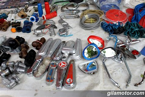 Bengkel Modifikasi Vespa Matic by A R T Scooter Shop Service Spare Part Modifikasi Vespa