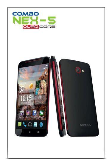 Touchscreen Gosco Combo S4023 1 harga spesifikasi gosco combo nex 5 seputar