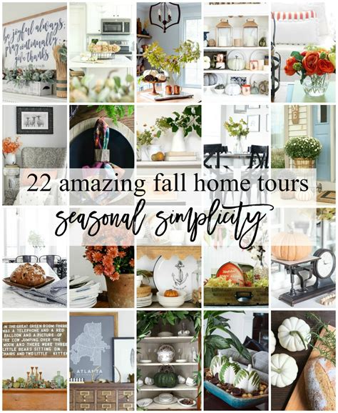 fall home tour robb restyle