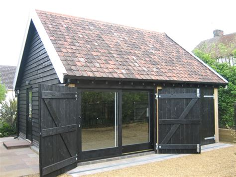 Garages In Suffolk by Cart Lodge Construction Classic Suffolk Timberframes