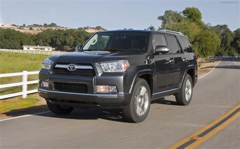 2011 Toyota Limited Toyota 4runner Limited 2011 Widescreen Car Photo