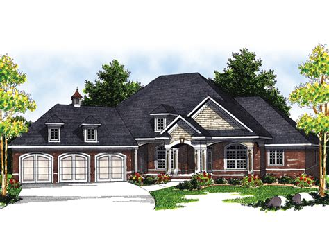 luxury ranch style house plans marmande luxury ranch style home plan 051s 0048 house