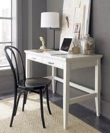 White Small Desks 20 Stylish Home Office Computer Desks