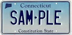 Connecticut Dmv Vanity Plates by Free Connecticut License Plate Lookup Enter Any Ct