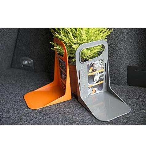 car boot organiser stayhold mini small grey car boot organiser from direct