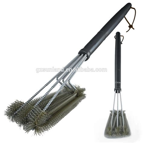 wholesale clean grill brush 18 inch best bbq grill brush