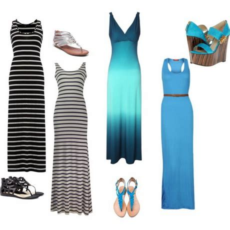 Maxi Hazel By My Trend Fashion maxi dress polyvore