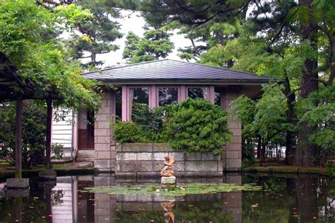 Frank Lloyd Wright Influences | frank lloyd wright s influences in japan japanese