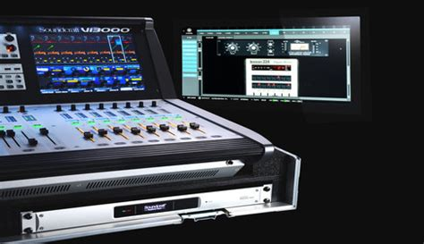nuove console la nuova console digitale soundcraft vi3000 ziogiorgio it