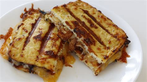 cauliflower grilled cheese this cauliflower grilled cheese will make you forget about