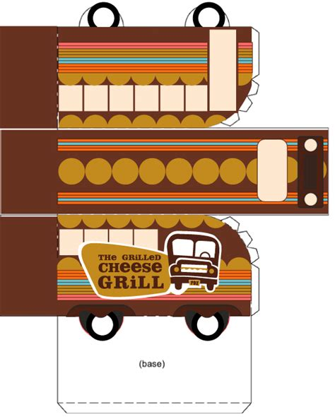 design your own food truck template food trucks for table setting on behance