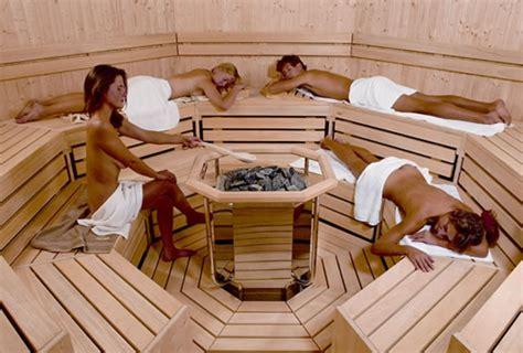 home sauna images