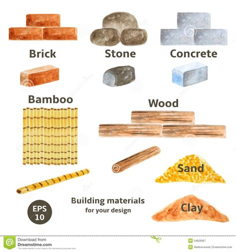 materials to build a house 28 images building