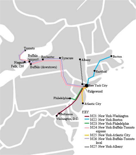 megabus usa route map megabus cheap busline in usa and canada