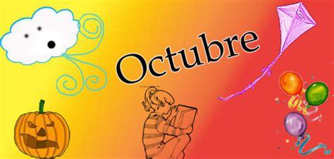 imagenes del nombre octubre cumplea 241 os