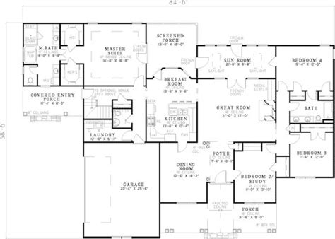 harrahill traditional home plan 055d 0031 house plans harrahill traditional home plan 055d 28 images