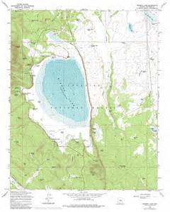 mormon lake topographic map az usgs topo 34111h4