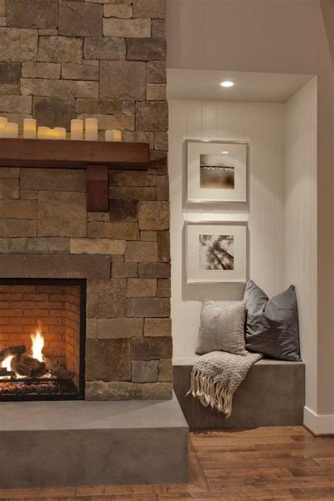 Reading Rock Fireplace by Fireplace And Reading Nook Sweet Fireplaces