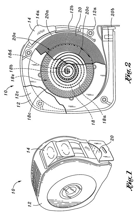 how to measure the cross section of a river patent us7490500 tape measure device and method of