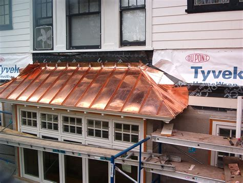 Bow Window Construction Detail copper roofing guide for homeowners roofingcalc com