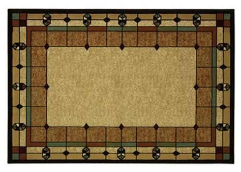 mission style rugs deco area rug 5x7 stained glass design arts and crafts mission st scarbrough faire