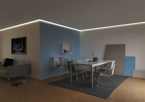 Bandeau Led Salon by Iluminacion Indirecta Led Salon Y Salas De Estar Home