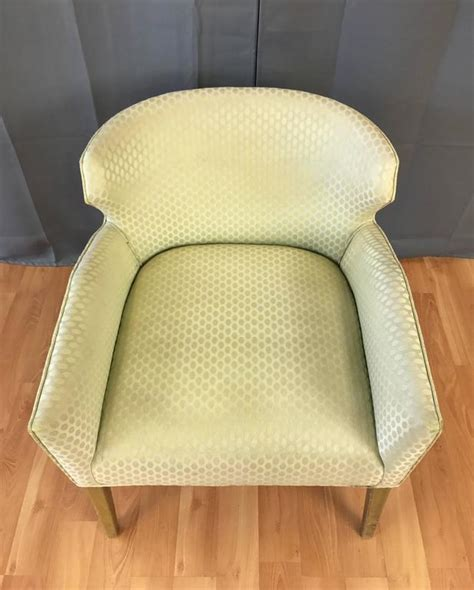 custom craft upholstery rare paul mccobb for custom craft wingback lounge chair at
