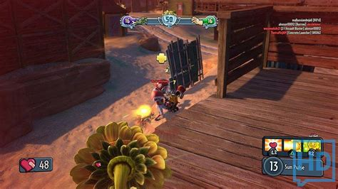 Garden Warfare Gameplay by Review Plants Vs Zombies Garden Warfare Ps4 Hd Tecnolog 237 A