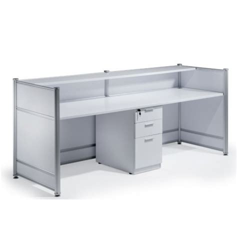 High Gloss Reception Desk White Office Desks Uk High Reception Desk