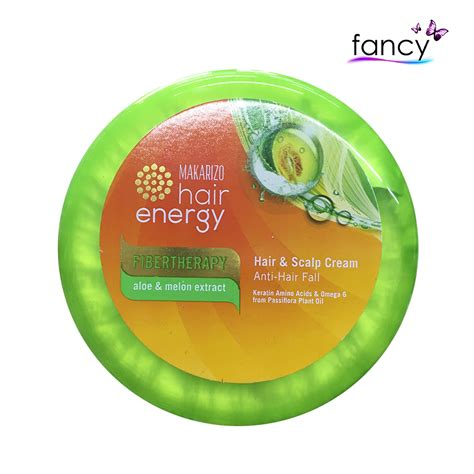 Harga Makarizo Hair Energy Fiber Therapy Scalp And makarizo hair energy fibertherapy 500gr creambath 3