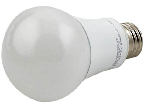 Led Light Bulbs For Enclosed Fixtures Tcp Dimmable 10w 4100k A19 Led Bulb For Enclosed Fixtures Led10a19dod41k Bulbs