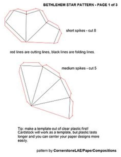 printable moravian star 1000 images about paper models 2 on pinterest