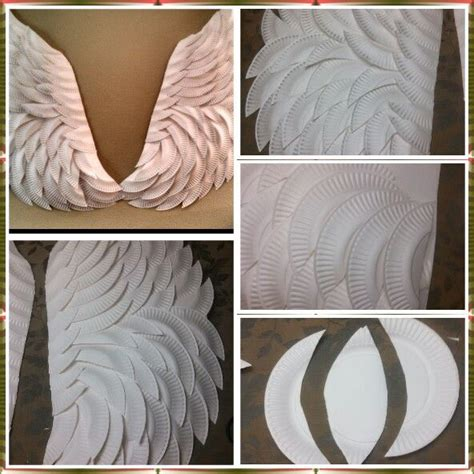 How To Make Wings Out Of Paper - 25 best ideas about diy wings on