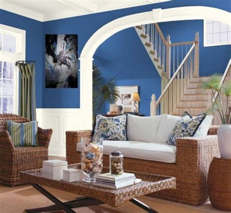 blue and brown room blue brown living room modern house