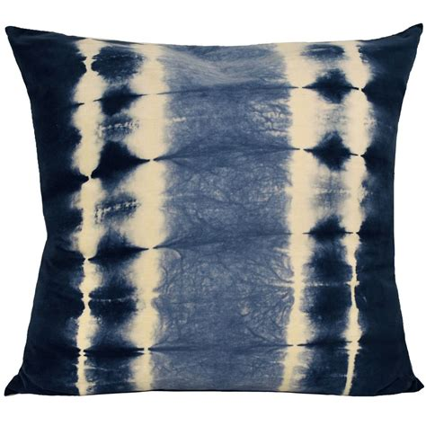 kevin o brien studio shibori cotton velvet floor pillows