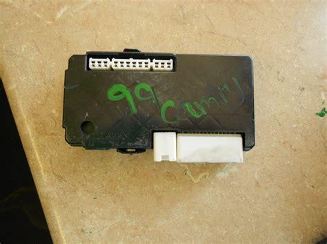 Relay Integration 1999 toyota camry v6 auto relay integration box 82641 33130 oem yota yard other